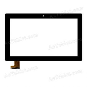 TOPSUN_F0037(COB)_A3 Digitizer Glass Touch Screen Replacement for 10.1 Inch MID Tablet PC