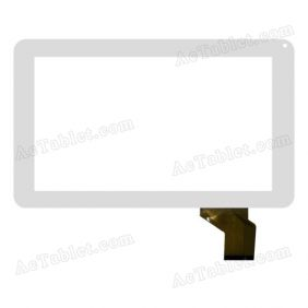 YLD-CEG9083-FPC-A0 Digitizer Glass Touch Screen Replacement for 9 Inch MID Tablet PC