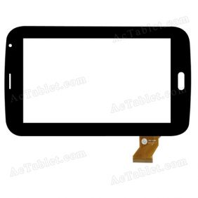 ZHC-1098 Digitizer Glass Touch Screen Replacement for 7 Inch MID Tablet PC