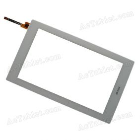 TPC0271 Digitizer Glass Touch Screen Replacement for 7 Inch MID Tablet PC