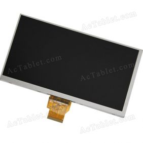 Replacement FY-70DZ02H-40PM-P08 LCD Display Screen for 7 Inch Android Tablet PC