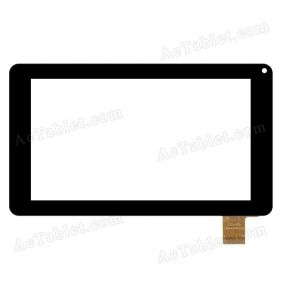 ZYD-070 19PNA-FPCV02 Digitizer Glass Touch Screen Replacement for 7 Inch MID Tablet PC