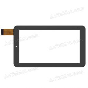 MF-531-070F-2 FPC 20140428 FHX Digitizer Touch Screen Replacement for 7 Inch Tablet PC
