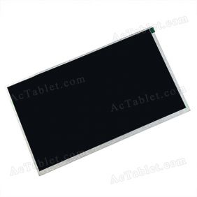 LCD Display Screen Replacement for Double Power DPM1081 DPM1081K 10.1 Inch Tablet PC