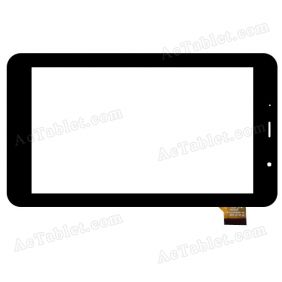 FPC-CY070087-00 Digitizer Glass Touch Screen Replacement for 7 Inch MID Tablet PC