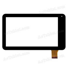 MJK-0069 Digitizer Glass Touch Screen Replacement for 7 Inch MID Tablet PC