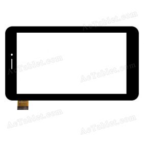 MT70314-V0 Digitizer Glass Touch Screen Replacement for 7 Inch MID Tablet PC