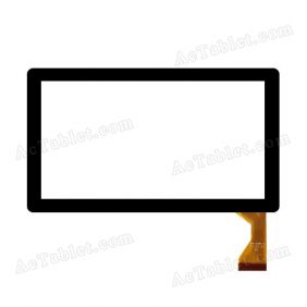 Replacement MJK-0101 13-03-06 YF Digitizer Glass Touch Screen for 7 Inch Tablet PC