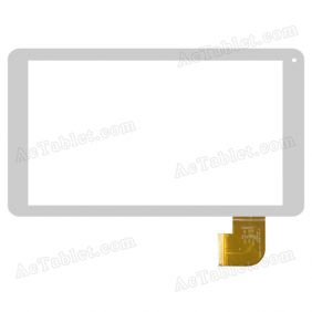 DH-0920A1-PG-FPC061-V3.0 Digitizer Glass Touch Screen Replacement for 9 Inch MID Tablet PC