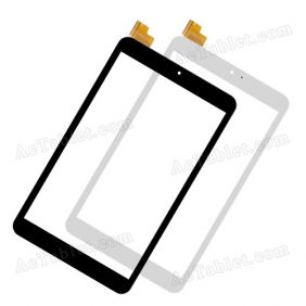 HOTATOUCH HC205119A1 FPC030H V1.0 Digitizer Touch Screen Replacement for 8 Inch Tablet PC