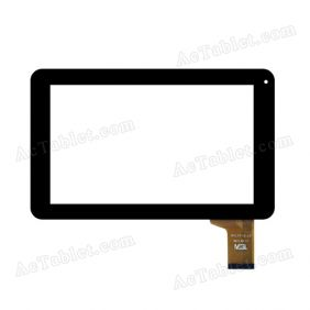 MTCTP-211A Digitizer Glass Touch Screen Replacement for 9 Inch MID Tablet PC