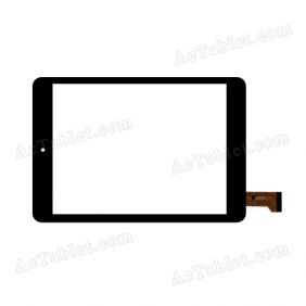 ZHC-317A Digitizer Glass Touch Screen Replacement for 7.9 Inch MID Tablet PC