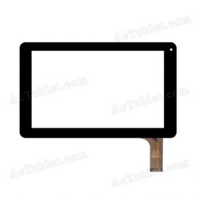 MGLCTP-251 2013.11.16 Digitizer Glass Touch Screen Replacement for 9 Inch MID Tablet PC