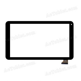 Digitizer Touch Screen Replacement for Laser MID-1060 eTouch Quad Core 10 Inch Tablet PC