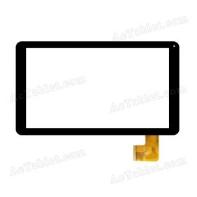 FPC-CY101068(D101)-01 Digitizer Glass Touch Screen Replacement for 10.1 Inch MID Tablet PC