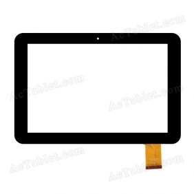 ZP9194-101 Ver.00 Digitizer Glass Touch Screen Replacement for 10.1 Inch MID Tablet PC