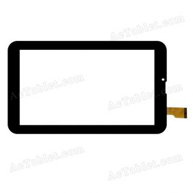C.FPC.WT1060A090V00 Digitizer Glass Touch Screen Replacement for 9 Inch MID Tablet PC