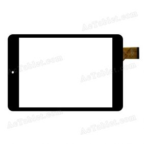 Replacement Digitizer Touch Screen for Newpad Newsmy M79 ATM7029 Quad Core 7.9 Inch Tablet PC