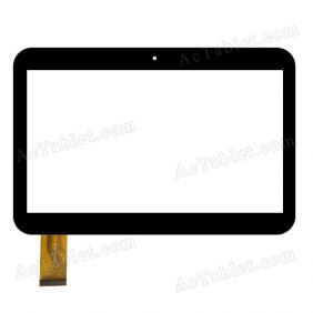 HN9001-CYHX9001-2 Digitizer Glass Touch Screen Replacement for 9 Inch MID Tablet PC