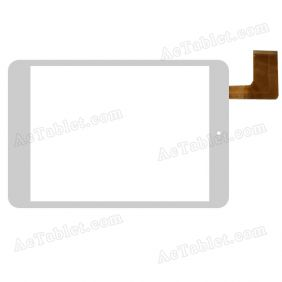 JNS-38-XY Y 2013/12/14/H Digitizer Glass Touch Screen Replacement for 7.9 Inch MID Tablet PC