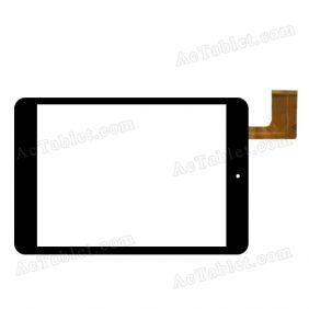 Replacement  JNS-37-FPC-A3 2013/12/14/H p2868 Digitizer Touch Screen for 7.9 Inch Tablet PC