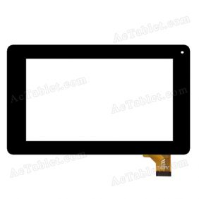 FPC-FC70S596-02 Digitizer Glass Touch Screen Replacement for 7 Inch MID Tablet PC