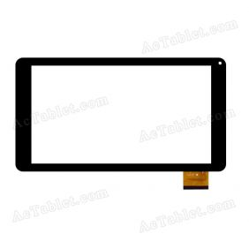 ZHC-0343A Digitizer Glass Touch Screen Replacement for 9 Inch MID Tablet PC