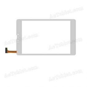 CN00700785-FPC-V0 Digitizer Glass Touch Screen Replacement for 7.9 Inch MID Tablet PC