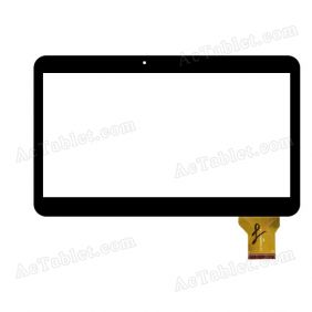 Digitizer Glass Touch Screen Replacement for N9106 MTK6582 Quad Core 3G Phone 10.1 Inch Tablet PC