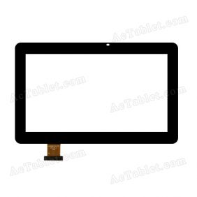 GS00069_F18_FPC Digitizer Glass Touch Screen Replacement for 7 Inch MID Tablet PC