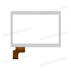 VTC5010A24-FPC-2.0 Digitizer Glass Touch Screen Replacement for 10.1 Inch MID Tablet PC