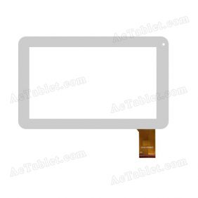 10112-0A3860T Digitizer Glass Touch Screen Replacement for 9 Inch MID Tablet PC
