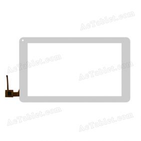 80701-0B5252B Digitizer Glass Touch Screen Replacement for 10.1 Inch MID Tablet PC