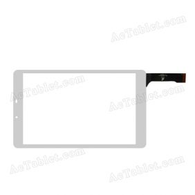 FPC-FCB0J095-01 Digitizer Glass Touch Screen Replacement for 8 Inch MID Tablet PC