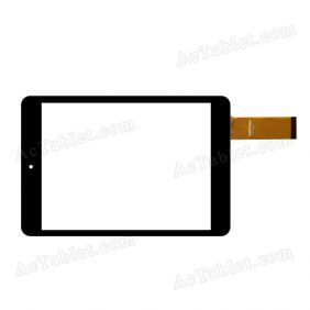 TPT-078-343-1 Digitizer Glass Touch Screen Replacement for 7.9 Inch MID Tablet PC