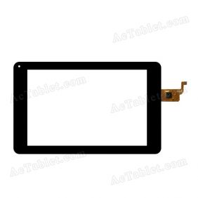 XC-PG00-021B-A0 FPC Digitizer Glass Touch Screen Replacement for 8 Inch MID Tablet PC