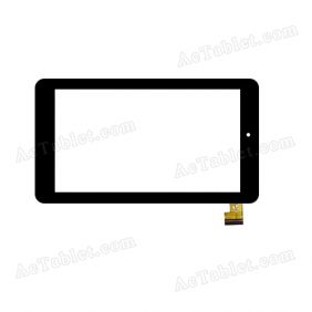 PB70A9489-R1 Digitizer Glass Touch Screen Replacement for 7 Inch MID Tablet PC