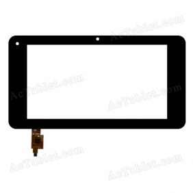 PB70A8561 Digitizer Glass Touch Screen Replacement for 7 Inch MID Tablet PC