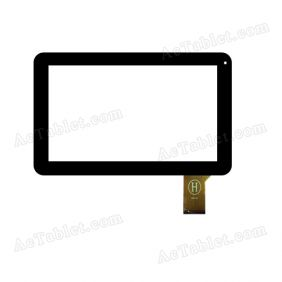 QB9-A0 XC-PG0900-032-A0-FPC Digitizer Touch Screen Replacement for 9 Inch MID Tablet PC