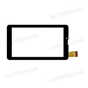 FPC-FC70S575(YLD)-00 Digitizer Glass Touch Screen Replacement for 7 Inch MID Tablet PC