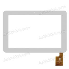 TPC0323 VER1.0 Digitizer Glass Touch Screen Replacement for 10.1 Inch MID Tablet PC