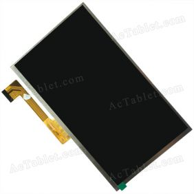 DX0101BE40D0 LCD Display Screen Replacement for 10.1 Inch Android Tablet PC