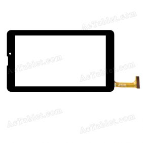 MGLCTP-395 Digitizer Glass Touch Screen Replacement for 7 Inch MID Tablet PC
