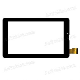 C.FPC.WT1053A070V01 Digitizer Glass Touch Screen Replacement for 7 Inch MID Tablet PC