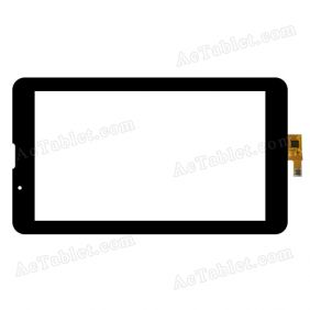 70037A2_FPC Digitizer Glass Touch Screen Replacement for 7 Inch MID Tablet PC