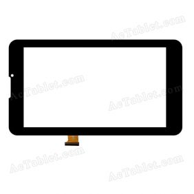 LT70065A1_FF/CF726 Digitizer Glass Touch Screen Replacement for 7 Inch MID Tablet PC