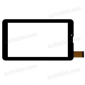 HH070FPC-015C-HX Digitizer Glass Touch Screen Replacement for 7 Inch MID Tablet PC