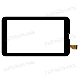 YLD-CCG9158-FPC-A0 Digitizer Glass Touch Screen Replacement for 9 Inch MID Tablet PC