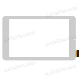 XC-PG0800-012B-A1-FPC Digitizer Glass Touch Screen Replacement for 8 Inch MID Tablet PC