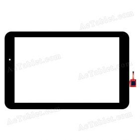 PB101A9092 Digitizer Glass Touch Screen Replacement for 10.1 Inch MID Tablet PC